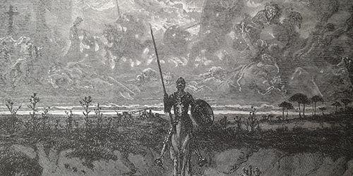 La Columna: A pesar de todo, Cervantes vive