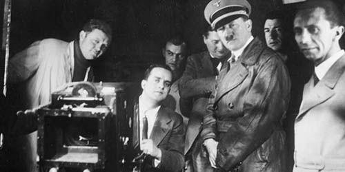 Aufnahme! Cine en el Tercer Reich