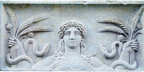 Los misterios de Eleusis